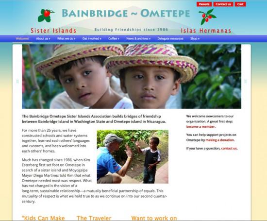 Bainbridge Ometepe Sister Islands