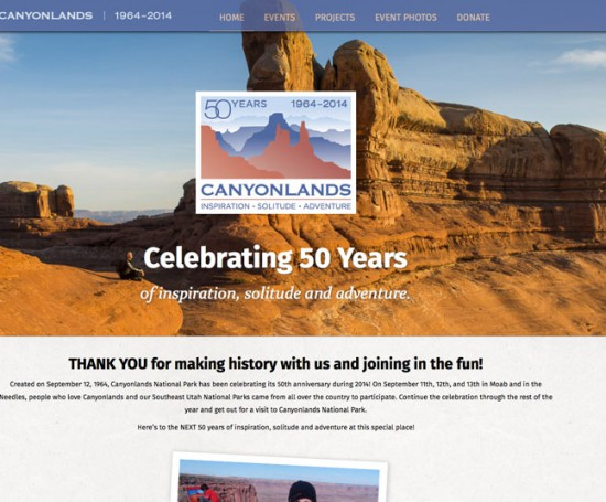 Canyonlands 50