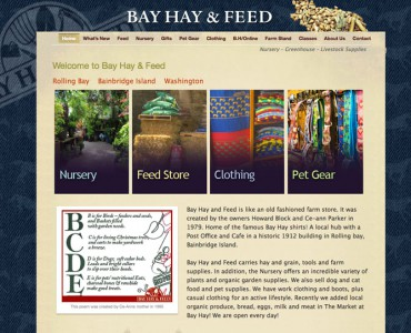 Bay Hay and Feed