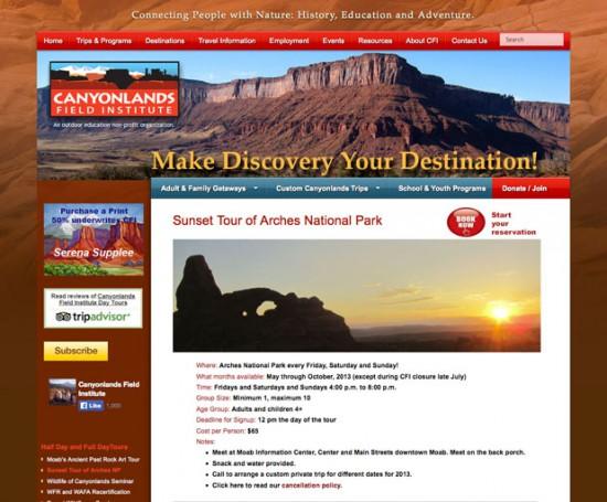 Canyonlands Field Institute