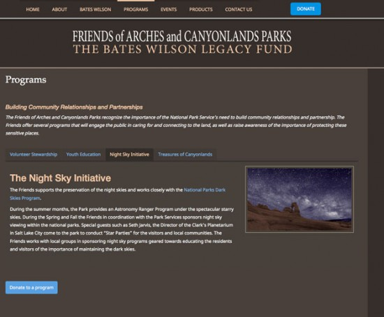 Friends of Arches and Canyonlands
